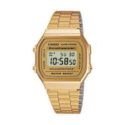 Biżuteria i zegarki: Casio Collection A168WG-9EF - Zobacz także Książki, muzyka, multimedia, zabawki, zegarki i wiele więcej