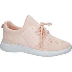 Różowe buty sportowe Casu C928-38. Czerwone buty sportowe damskie marki KALENJI, z gumy. Za 49,99 zł.