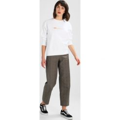 Bluzy damskie: Wood Wood FLORA  Bluza bright white