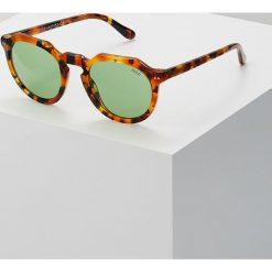 Polo Ralph Lauren Okulary przeciwsłoneczne havana tokio/dark green. Brązowe okulary przeciwsłoneczne damskie lenonki marki Polo Ralph Lauren. Za 609,00 zł.
