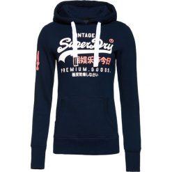 Bluzy damskie: Superdry PREMIUM GOODS DUO HOODIE Bluza z kapturem dunkel marineblau