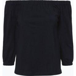 Tommy Hilfiger - Koszulka damska, niebieski. Niebieskie t-shirty damskie marki bonprix, na lato, w kwiaty, z asymetrycznym kołnierzem. Za 199,95 zł.