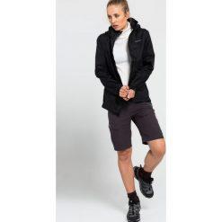 Marmot PRECIP Kurtka hardshell black. Czarne kurtki sportowe damskie Marmot, xl, z hardshellu, outdoorowe. W wyprzedaży za 239,40 zł.