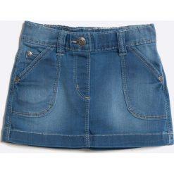 Blue Seven - Spódnica dziecięca 92-128 cm. Niebieskie spódniczki dziewczęce Blue Seven, z bawełny, mini. W wyprzedaży za 59,90 zł.