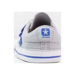 Converse STAR PLAYER EV 3V OX INFANT JUNIOR Tenisówki i Trampki wolf grey/hyper royal/white. Szare trampki chłopięce Converse, z materiału. Za 169,00 zł.