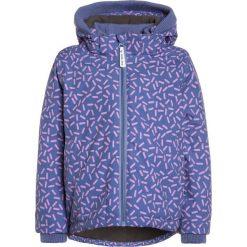 Mikkline JACKET Kurtka zimowa blue ice purple. Fioletowe kurtki chłopięce zimowe marki Jack Wolfskin, z hardshellu. W wyprzedaży za 189,50 zł.