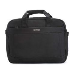 Czarna Torba na Laptopa Glad You Came. Czarne torby na laptopa marki Born2be. Za 64,99 zł.
