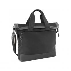 """Head H50123101 15"""" czarna. Czarne torby na laptopa Head, w paski, z materiału. Za 449,00 zł."""