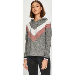 Only - Sweter Elcos. Szare swetry klasyczne damskie ONLY, l, z dzianiny. Za 119,90 zł.