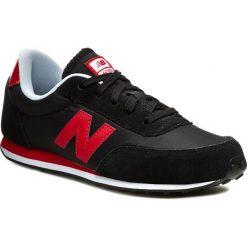 Trampki chłopięce: Sneakersy NEW BALANCE – Classics KL410KRY Czarny Czerwony