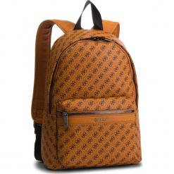Plecak GUESS - HM6607 POL91 ORA. Brązowe plecaki męskie marki Guess, z aplikacjami, ze skóry ekologicznej. Za 629,00 zł.
