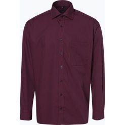 Eterna Comfort Fit - Koszula męska – niewymagająca prasowania, różowy. Czerwone koszule męskie na spinki Eterna Comfort Fit, m, z bawełny, z klasycznym kołnierzykiem. Za 149,95 zł.