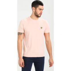 T-shirty męskie: Lyle & Scott CREW NECK Tshirt basic pink