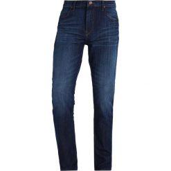 Spodnie męskie: Lee RIDER Jeansy Slim Fit darkblue denim