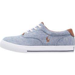Polo Ralph Lauren VAUGHN  Tenisówki i Trampki blue. Czerwone buty sportowe chłopięce marki Polo Ralph Lauren. Za 379,00 zł.