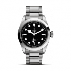 ZEGAREK TUDOR Black Bay 41 79540 95740 BLACK IND W. Czarne zegarki męskie TUDOR, szklane. Za 12190,00 zł.