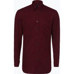 Andrew James - Koszula męska – Two Ply, czerwony. Czerwone koszule męskie Andrew James, l, z tkaniny, z podwójnym kołnierzykiem. Za 179,95 zł.