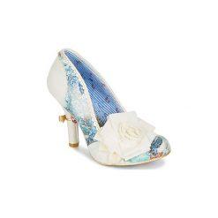 Czółenka Irregular Choice  WASHINGTON. Białe buty ślubne damskie Irregular Choice. Za 328,30 zł.