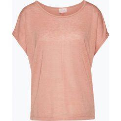 Vila - T-shirt damski, różowy. T-shirty damskie Vila, s. Za 79,95 zł.