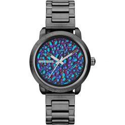 Diesel - Zegarek DZ5428. Czarne zegarki damskie Diesel Watch, srebrne. Za 679,90 zł.