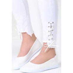 Białe Balerinki Ya Love. Białe baleriny damskie vices. Za 39,99 zł.