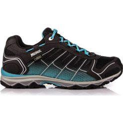 Buty trekkingowe damskie: MEINDL Buty damskie X-SO 30 Lady GTX szaro-niebieskie r. 39 (3981-01)