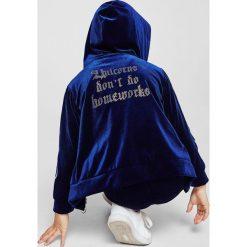Odzież dziecięca: Mango Kids - Bluza dziecięca Paris 110-164 cm