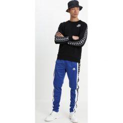 Spodnie dresowe męskie: Kappa AUTHENTIC LUIS Spodnie treningowe blue/black/white