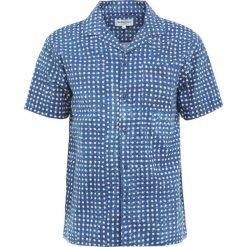 Koszule męskie na spinki: YMC You Must Create MALICK Koszula indigo
