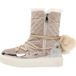 Buty zimowe damskie: CAFèNOIR Śniegowce beige