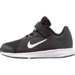 Buty do biegania damskie: Nike Performance DOWNSHIFTER 8 PS BK Obuwie do biegania treningowe black/white/dark grey