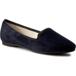 Mokasyny damskie: Lordsy VAGABOND – Savannah 4306-140-64 Dk Blue