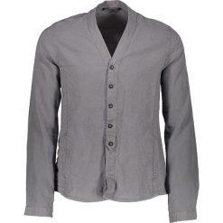 Koszule męskie: Koszula w kolorze szarym