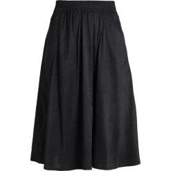 Spódniczki trapezowe: And Less HANSINE SKIRT Spódnica trapezowa caviar