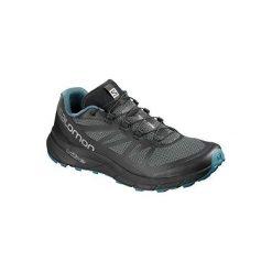 Buty trekkingowe męskie: Salomon Buty męskie Sense Ride Nocturne Black/Mallard Blue r. 44 (404868)