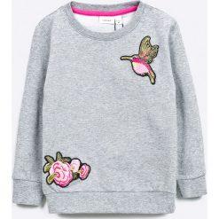 Bluzki dziewczęce bawełniane: Name it - Bluzka dziecięca 80-98 cm