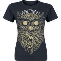 Asking Alexandria Owl Koszulka damska czarny. Czarne bluzki damskie Asking Alexandria, l. Za 42,90 zł.