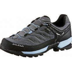 Buty trekkingowe damskie: Salewa Buty damskie WS Mountain Trainer GTX Charocal/Blue Fog r. 37 (63468-816)