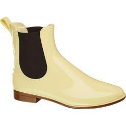 Kalosze damskie: kalosze damskie Graceland żółte