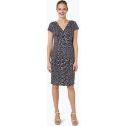 Esprit Collection - Sukienka damska, niebieski. Niebieskie sukienki hiszpanki Esprit Collection, s, z dżerseju. Za 139,95 zł.