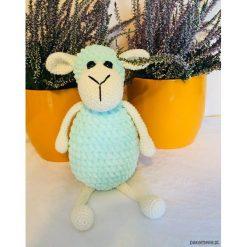Przytulanki i maskotki: Owieczka przytulanka miętowa