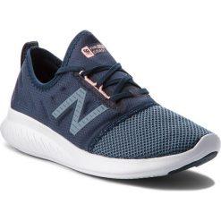 Buty NEW BALANCE - WCSTLLG4 Granatowy. Niebieskie buty do biegania damskie New Balance, z materiału. W wyprzedaży za 219,00 zł.
