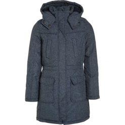Cars Jeans NEVILLE Płaszcz zimowy denim blue. Niebieskie kurtki chłopięce przeciwdeszczowe Cars Jeans, na zimę, z denimu. W wyprzedaży za 255,20 zł.