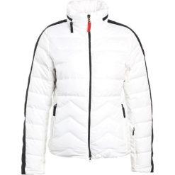 Bogner Fire + Ice DANEA Kurtka snowboardowa white. Białe kurtki damskie narciarskie Bogner Fire + Ice, z materiału. W wyprzedaży za 1511,20 zł.