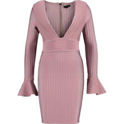Sukienki: Missguided PEACE + LOVE Sukienka etui mauve