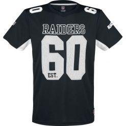 T-shirty męskie: NFL Oakland Raiders T-Shirt czarny