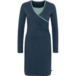 "Sukienki hiszpanki: Sukienka ""Vivi"" w kolorze morskim"