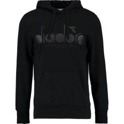 Bejsbolówki męskie: Diadora Bluza z kapturem black