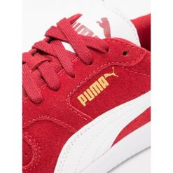 Puma ICRA TRAINER SD Tenisówki i Trampki red dahlia/white. Czarne tenisówki damskie marki Puma. W wyprzedaży za 177,65 zł.