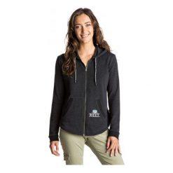 Roxy Bluza Hawser Hoodie B J Anthracite S. Czarne bluzy rozpinane damskie Roxy, s, z nadrukiem. W wyprzedaży za 179,00 zł.